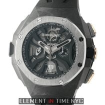 Audemars Piguet Royal Oak Concept Carbon 44mm Transparent United States of America, New York, New York