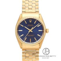 Rolex Oyster Perpetual 34 Yellow gold 34mm