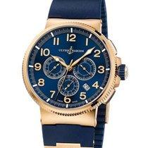 Ulysse Nardin 1506-150-3/63 Marine Chronograph Voyager Bleu -...