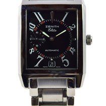 Zenith Elite Stainless Steel Automatic Wristwatch