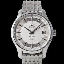 Omega De Ville Co-Axial Stål 41mm Sølv