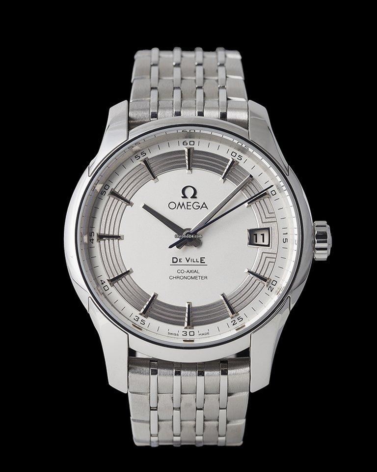 68d691c5663 Omega De Ville Co-Axial - Todos os preços de relógios Omega De Ville Co- Axial na Chrono24