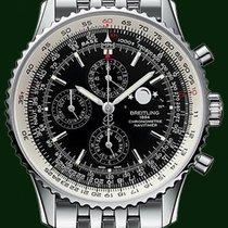Breitling Navitimer 1461 MoonPhase 4YRS Calendar 46mm Numbered...