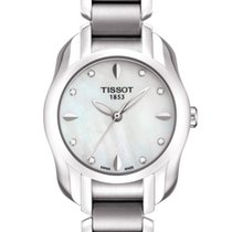 Tissot T0232101111600 Trend T-Wave Mother of Pearl Dial Ladies...