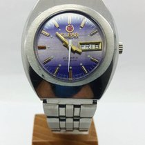 ELPAR day-date vintage wristwatch
