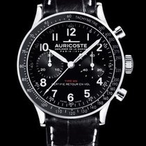 Auricoste Chronograph 42mm Automatic 2018 new