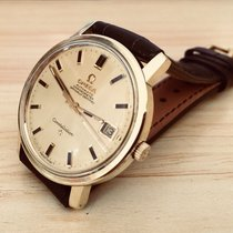 Omega Constellation Chronometer Gold Cal 564 Automatic + Box