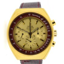 Omega Speedmaster Mark II Steel 41mm Yellow United States of America, New York, New York