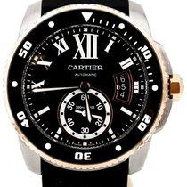 Cartier Calibre de Cartier Diver pre-owned 42mm