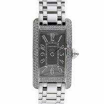 Cartier Tank Américaine White gold 19mm Grey Arabic numerals United States of America, Maryland, Towson, MD