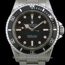 Rolex 5513 Acier Submariner (No Date) 40mm
