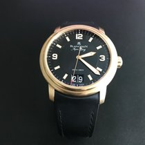 Blancpain Rose gold Automatic 2850B-3630-64B Grand Date Aqua Lung pre-owned