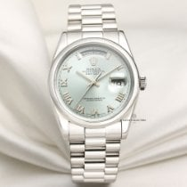 Rolex Platinum 36mm Automatic 118206 pre-owned United Kingdom, London