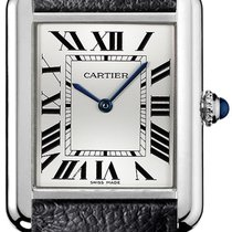 Cartier Tank Solo new 34.8mm Steel
