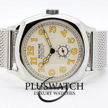 Glycine Steel 42mm Automatic 3835 pre-owned