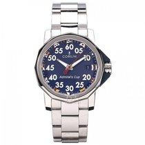 Corum Admiral's Cup Competition 40 nuevo Automático Reloj con estuche y documentos originales 082.962.20-V700.AB12