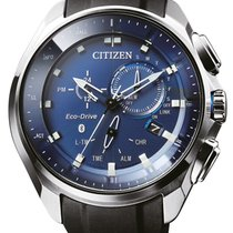 Citizen Chronograph 47mm Quarz neu Blau