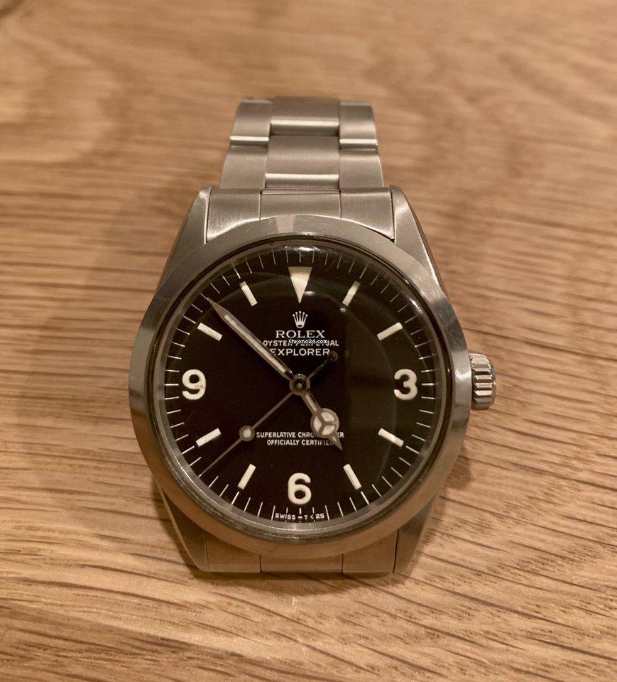 brand new bfdf4 9c5a7 Rolex Explorer