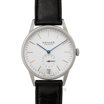 NOMOS Orion Datum 38.0mm White United States of America, California, San Mateo