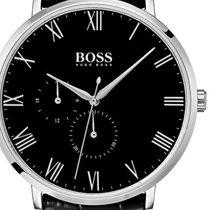 Hugo Boss Stahl 40mm Quarz 1513616 neu Deutschland, Simmerath