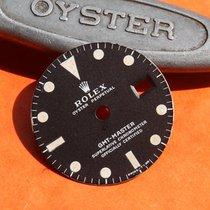 """Rolex GMT-Master ROLEX 1675 TRITIUM OYSTER PERPETUAL GMT MASTER """"MATTE"""" DIAL gebraucht"""