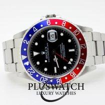 Rolex 16710 Acciaio 1989 GMT-Master II 40mm usato Italia, l'aquila