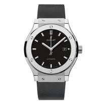Hublot Classic Fusion 45, 42, 38, 33 mm new Automatic Watch with original box and original papers 542.NX.1171.RX