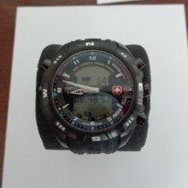Swiss Military Acier 45mm Quartz 6-4174.13.007 nouveau France, orchamps-vennes