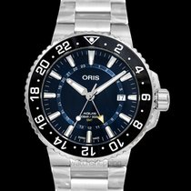 Oris Aquis GMT Date 43.50mm Blue United States of America, California, San Mateo