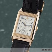 Jaeger-LeCoultre Or rouge Remontage manuel Argent 26mm occasion Reverso (submodel)