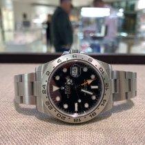 Rolex Explorer II Steel 42mm Black No numerals United Kingdom, Gateshead