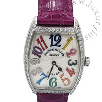 Franck Muller Color Dreams 2852 QZ COL DRM D 1R new