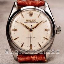 Rolex Ατσάλι 30mm Ασημί