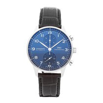IWC Portuguese Chronograph IW3714-91 pre-owned