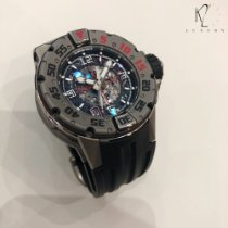 Richard Mille RM 028 Titanium 47mm Transparent