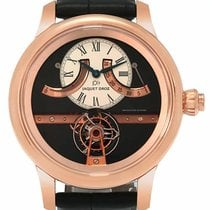 Jaquet-Droz J028033201 Unworn Rose gold 47mm Manual winding United States of America, New Jersey, Cresskill