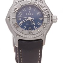 Ebel Discovery Steel 30mm Blue United States of America, Florida, Tampa