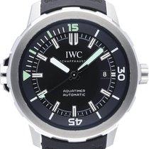 IWC Aquatimer Automatic Stahl 42mm Schwarz Deutschland, Rheda-Wiedenbrück
