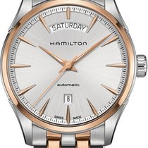 Hamilton Steel 42mm Automatic H42525251 new