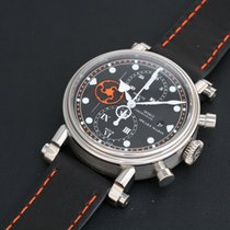 Speake-Marin SPIRIT Seafire Chronograph Orange - ungetragen