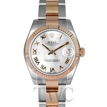 Rolex Lady-Datejust 178271 New Rose gold 31mm Automatic