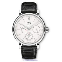 IWC Portofino Hand-Wound Steel 45mm White United States of America, California, Newport Beach