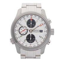 Bremont Worldtimer Chronograph Stainless Steel Gents ALT1-WT/W...