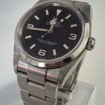 Rolex Explorer - LC 100 - New Service - Box & Papers