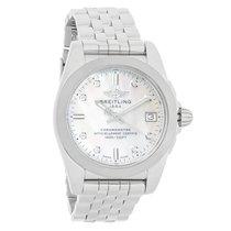 Breitling Galactic 36 Diamond Swiss Quartz Watch W7433012/A780...