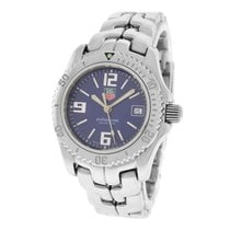 TAG Heuer Authentic Ladies Tag Heuer WT1413 Link Steel 200M...
