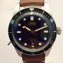 Oris Divers Sixty Five Movember Edition New Official Warranty