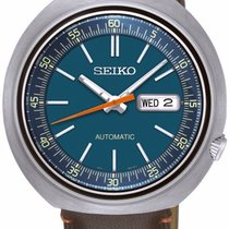 Seiko Recraft Automatic SRPC13 Brown Leather Band Limited Edition