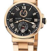 Ulysse Nardin 1186-126-8M/42 Marine Chronometer Manufacture Watch