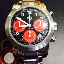 Girard Perregaux 80280-1-11-6059 Steel Ferrari 40mm new